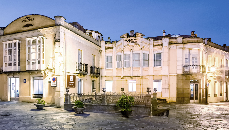 Hotel Balneario Dávila (Caldas de Reis)