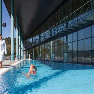 Instalaciones Laias Caldaria Hotel Balneario