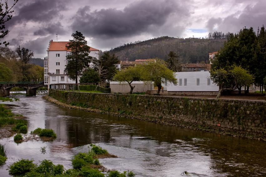 Entorno Balneario Acuña (Caldas de Reis)