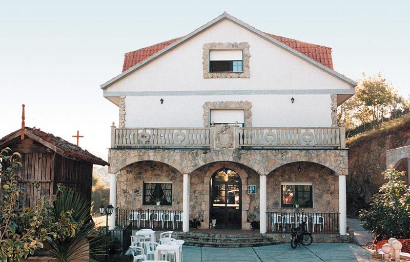 Balneario Baños da Brea (Vila de Cruces)