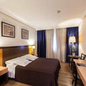 Habitación do Hotel Balneario