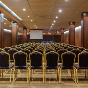 Salones del Hotel Balneario