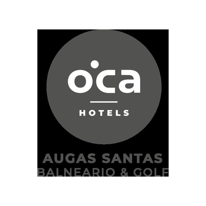 Oca Augas Santas Balneario & Golf Resort (logo)