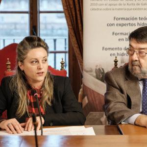 Marisol Gestal na presentación da guía didáctica
