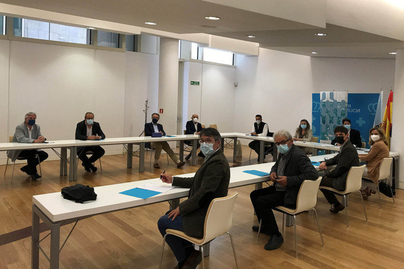 Asamblea Ordinaria da Asociación de Balnearios de Galicia